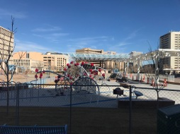 The Plaza - Albuquerque