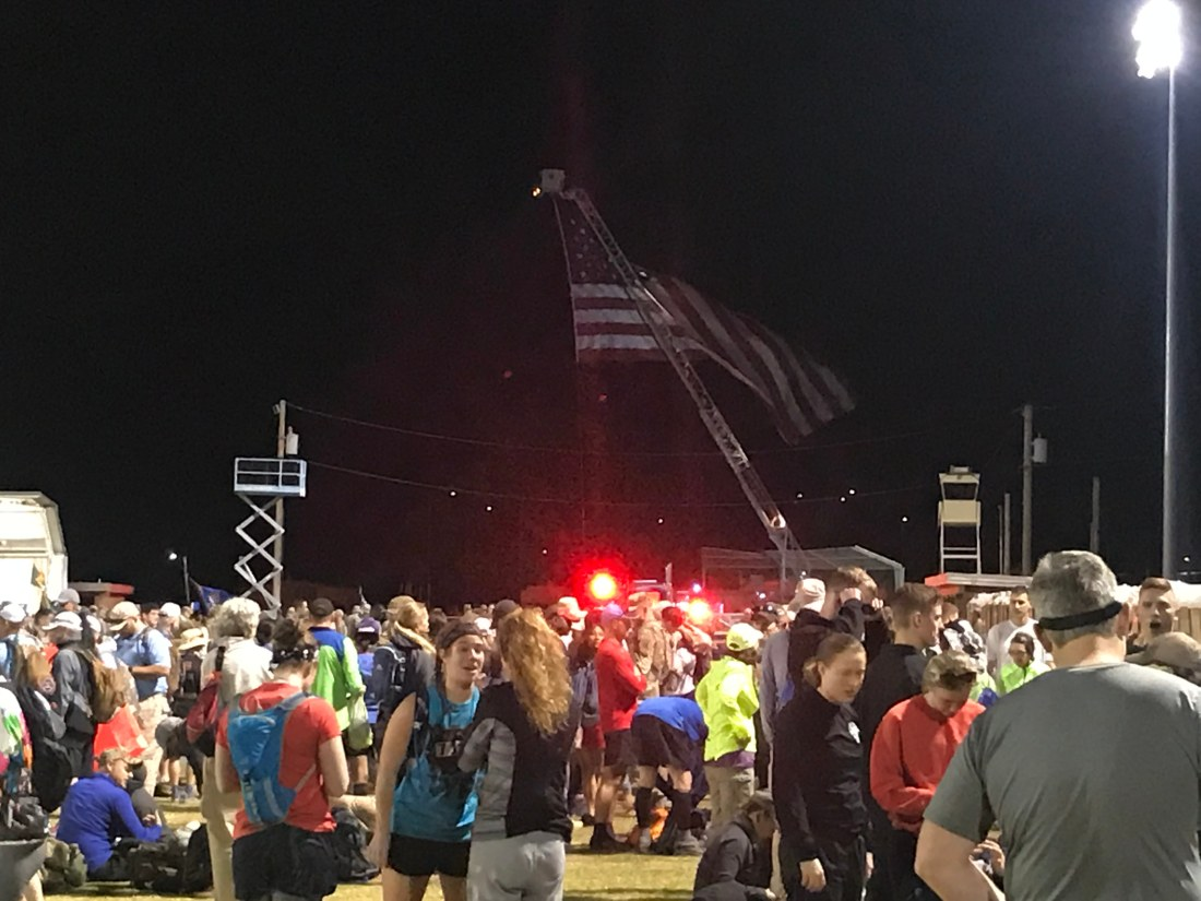 Pre-Opening Ceremony - Bataan Memorial Death March 2018