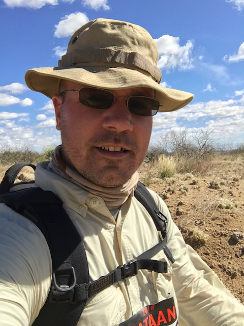 Selfie - Bataan Memorial Death March 2018
