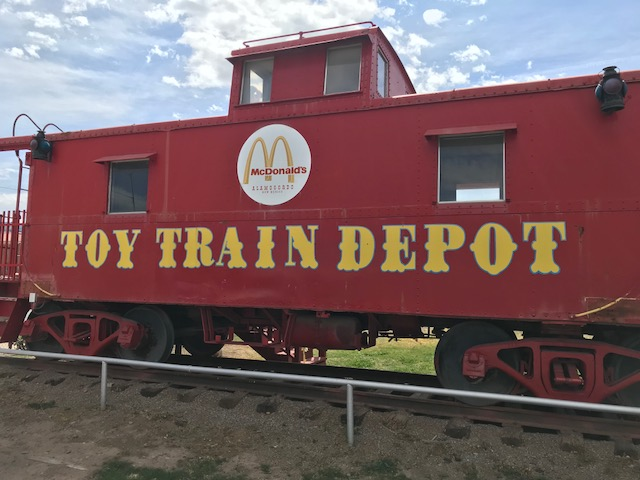 Toy Train Depot - Alamogordo NM